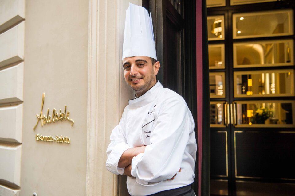 """Chef Gabriele Muro: """"A casa c'è più spreco che al ristorante"""""""